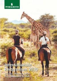 PFERD & REITER Reiterreisen weltweit