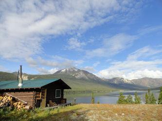 Reittour im Yukon, Kanada, grenznah zu Alaska mit PFERD ...